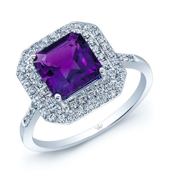 14k-White-Gold-7mm-Amethyst-and-1-3ct-TDW-Diamond-Ring-H-I-VS1-VS2-fcf51621-4609-4917-9c70-e560a07cde94