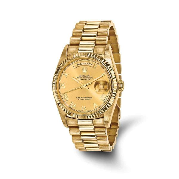 Quality-Pre-Owned-Rolex-Mens-18-Karat-Yellow-Gold-Day-Date-Presidential-Watch-57e0c9f8-8ed3-417b-b543-84f126c85003