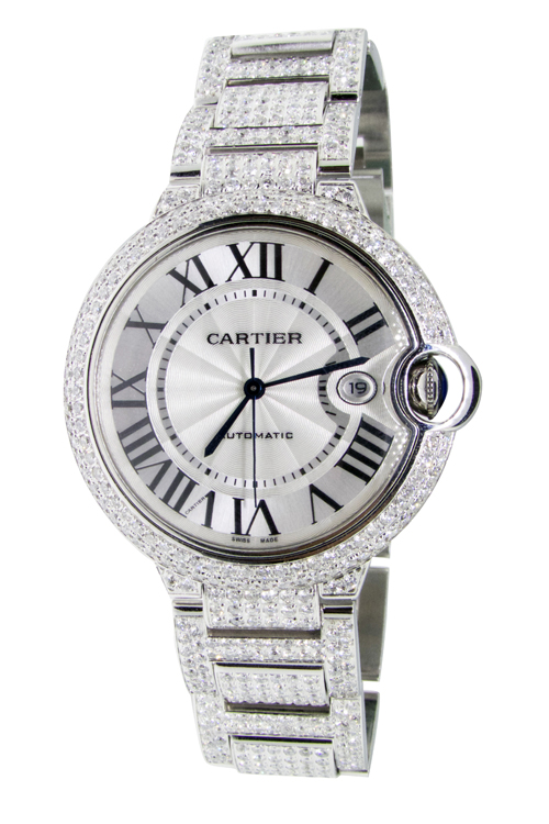 Women's Ballon Bleu de Cartier Diamond Watch