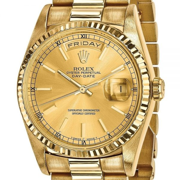 Buy presidential Gold Rolex