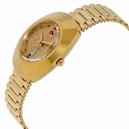 Women's Luxurious Gold Watch